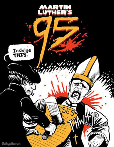 The 95 theses facts